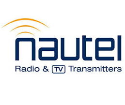 NAUTEL supplies us with primarily radio and TV transmitters from low to high power output. All normal audio or video inputs can be used in conjunction with NAUTEL transmitters.