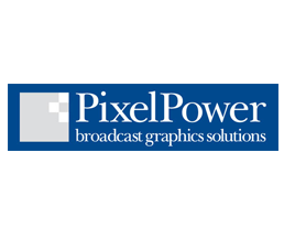 PixelPower supplies a complete broadcast Master Control with high-end integrated branding, including a one-stop source for all your graphics and play-out requirements.